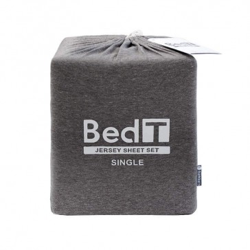 BedT 100% Cotton Sheet Set King Single by Bambury