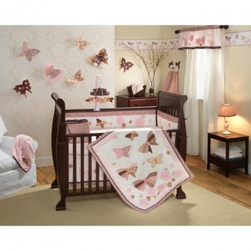 Butterfly Dreams 6pc Set by Lambs & Ivy