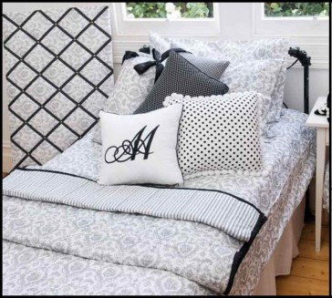 Cameo Single Quilt Cover Set by Lullaby Linen