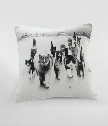 Catmob Cushion by MM linen