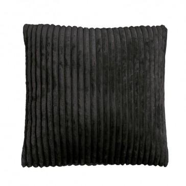 Channel Cushion Midnight by Bambury