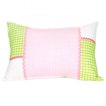 Flowerpot Classic Cushion by Lullaby Linen
