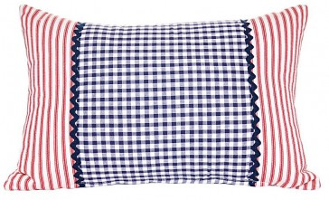 Grand Old Duke Classic Cushion by Lullaby Linen