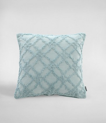 Clover Duckegg Cushion  by MM Linen
