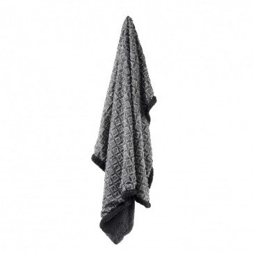 Cody Charcoal Throw Rug