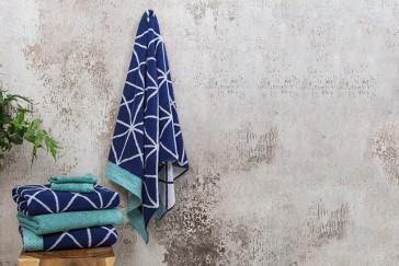 Como Hand Towel by Bambury