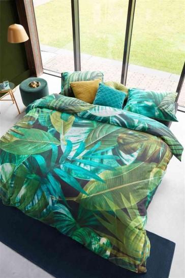 Botany Green Quilt Cover Set