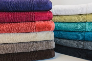 Costa Cotton Hand Towels by Bambury