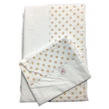 Vespa Single Sheet Set by Lullaby Linen
