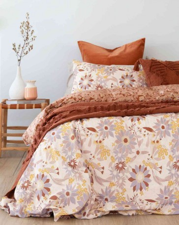 Delilah Single Quilt Cover