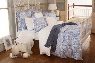 Delphine King Quilt Cover Set by Bambury