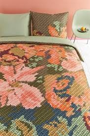 Oilily Embroidered Flower Multi Quilt Cover Set by Bedding House