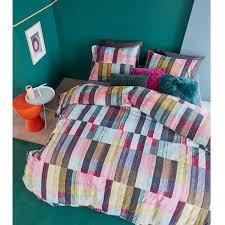 Playful Colours Multi Quilt Cover Set by Bedding House