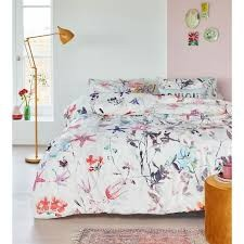 Sweet Flowers Multi Quilt Cover Set by Bedding House