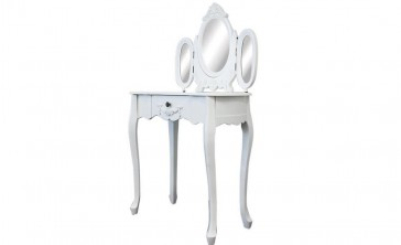 Dressing Table with 3 Mirrors by Living Good