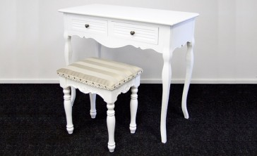 Dressing Table With Stool by Living Good