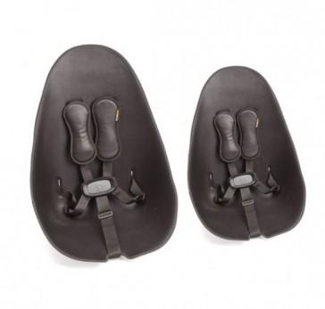 Fresco Chrome Seat Pad Starter Kit Midnight Black
