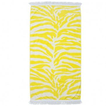 Tigerlil Egyptian Cotton Beach Towels by Bambury