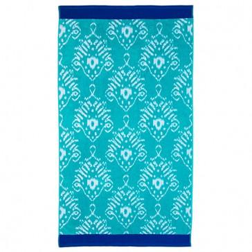 Ikat Egyptian Cotton Beach Towels by Bambury