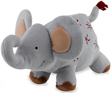 Zoofari Toy Elephant by Lambs & lvy