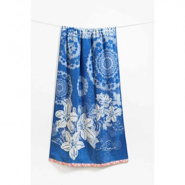 Exotic Jeans Bath Towel
