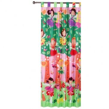 Fairy Tree Curtain by Happy Kids