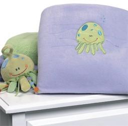 Playgro Fishy Friends Polar Fleece Blanket by Babyhood