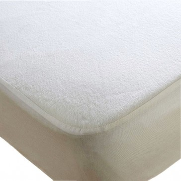 Snugfit Doublebed Mattress Protector by Babyhood