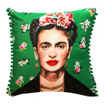 Frida Square Cushion by MM Linen