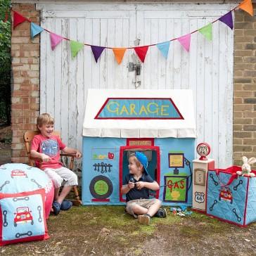 Garage Playhouse by Petit