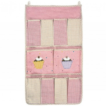 Gingerbread Cottage Organiser by Petit