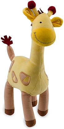 Zoofari Toy Giraffe by Lambs & lvy