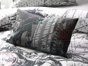 Harley Oblong Cushion by Whimsy