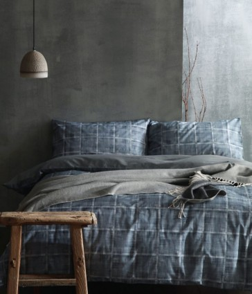 Haze Quilt Cover Set by MM Linen