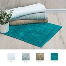 Hydroplush Bath Mats by Bambury