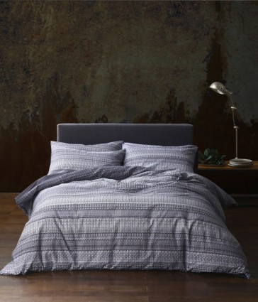 Inari Quilt Cover Set by MM Linen