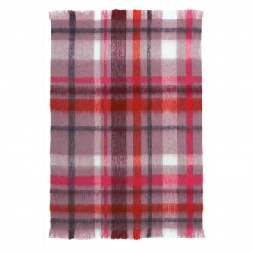 Mohair Jazz Throw Rug by St Albans