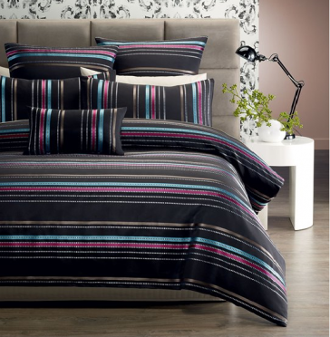 Lincoln Quilt Cover Set by Phase 2