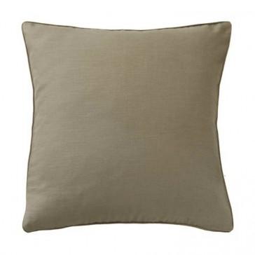 Linen Lichen Square Cushion by MM Linen