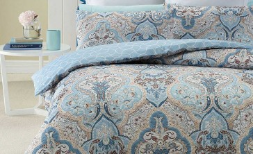 Madras Quilt Cover Set by Phase 2