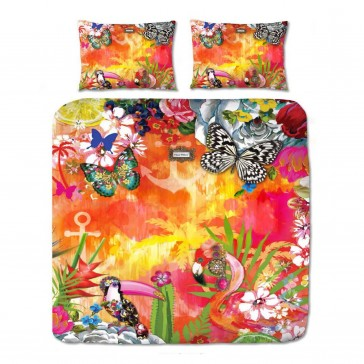 Exotic Queen Quilt Cover Set by Melli Mello