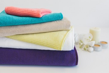 MicraLuxe Bath Towels by Bambury
