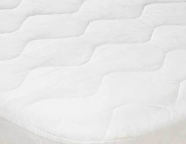Microfibre Fitted King Single Mattress Protector by Ardor
