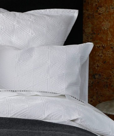 Taika Oxford Pillowcover Set by MM Linen