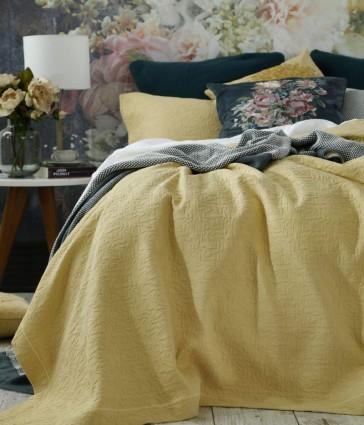 Nina Bedcover Set Corn
