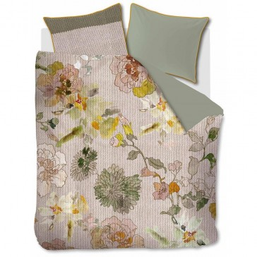 Oilily Knitted Rose Multi Quilt Cover Set by Bedding House