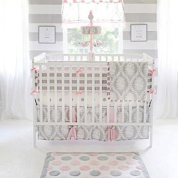 Olivia Rose Cot Bedding Set by Petit