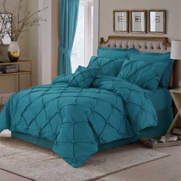 Pamplona Double Quilt Cover Set by Anfora