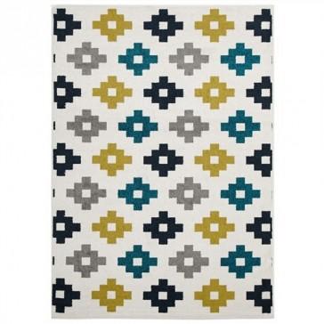 Pixel Egyptian Made Indoor/Outdoor Rug by Unitex