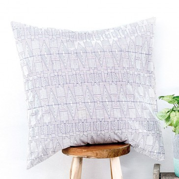 Quartz European Pillowcase by Bambury